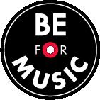 be-for-music_logo